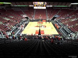 Yum Center Seating Chart Women S Basketball Kfc Yum Center Section 111 Louisville Basketball