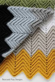 Chevron Crochet Blanket Pattern Classy Free Pattern Crochet Chevron Blanket Easy Fast Pattern
