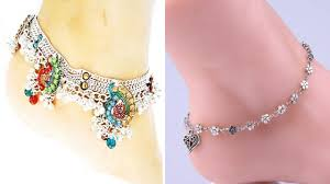 Anklet Design With Price 25 Latest Anklet Designs For Girls In 2019 Styles At Life