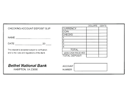 Direct Deposit Form Template 9 Free Documents Download For Forms ...
