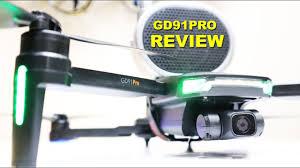 This GPS Camera <b>Drone</b> has a Speaker & Camera Gimbal? <b>GD91</b> ...