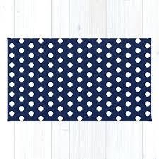 polka dot rug navy blue polka dot rug black and white polka dot rug 8x10