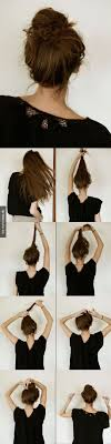 Die Besten 25 Messy Frisuren Ideen Auf Pinterest Frisuren