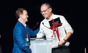 Rick Johnson, the man who made Automotive News Europe happen