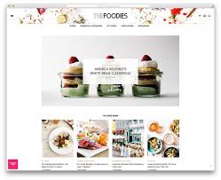 38 Awesome Food Wordpress Themes To Share Recipes 2019 Colorlib