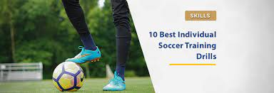 best individual soccer training drills