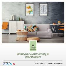 Dwelling And Design Active Designs One Of The Best Interior Designers In Kerala