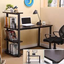 office desk corner. Modern Home Office Desk Corner Computer PC Table Workstation With Bookcase Shelf Furniture HOT SALE B