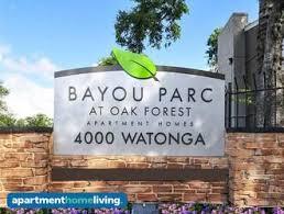 3 bedroom apt houston tx. bayou parc at oak forest apartments 3 bedroom apt houston tx