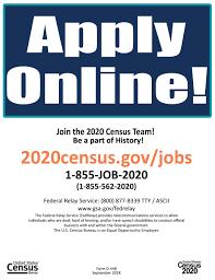 Flyer Jobs Census Jobs