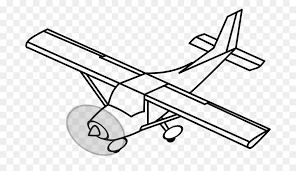 Airplane Drawing Airplane Drawing Clip Art Glider Clipart Png Download 800 501