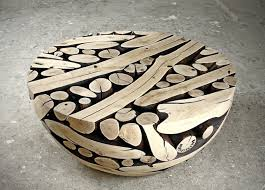 Superior Beautiful Pine Wood Round Coffee Table Idea ❥❥❥ Http://bestpickr.com/cool  Unique Coffee Tables Unusual Ideas