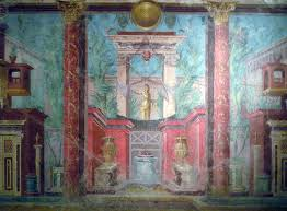 second pompeian style
