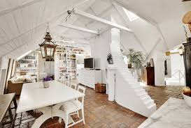 Attic Apartments with Shabby Chic Styles | Home Design And Interior