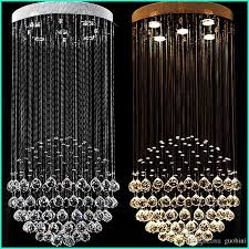 new modern led k9 ball crystal chandeliers glass ball chandelier light modern chandelier lights chandelier clear ball ceiling light bathroom chandeliers led