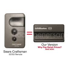 craftsman garage door opener remoteHow To Program Craftsman Garage Door Opener Remote I61 All About