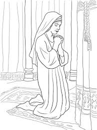 Small Picture Samuel Bible Story Coloring Page Church Sunday School