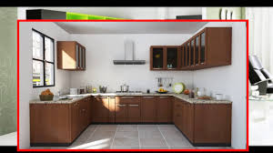 Modular Kitchen India Designs Indian Modular Kitchen Design U Shape Youtube