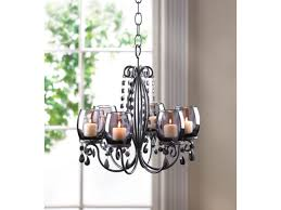 table chandelier candle holder