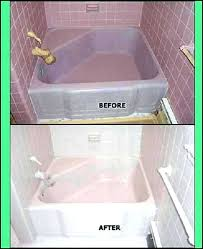cost to tub how much do it a bathtub general bathroom reglaze and tile photo 1
