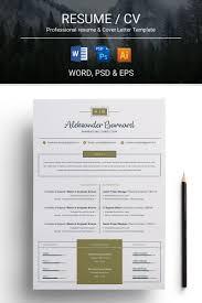 Clean Creative Resume Template Web Design Creative Resume