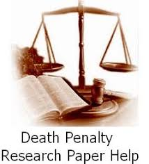 death penalty research paper writing help outline example paper  personal point of view on a topic