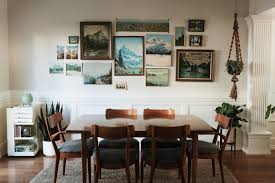 pkrieger s dining room where she shoots many of the s for her features a