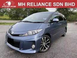 First launched in october 1967, the hiace has since been available in a wide range of body configurations, including a minivan/mpv , minibus , panel van , crew van. Toyota Estima Cars For Sale On Malaysia S Largest Marketplace Mudah My Mudah My