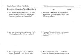 variable equations worksheets systems one and two step algebraic free algebra 1 variables worksheet hold