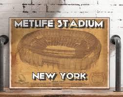 Ed Sheeran Metlife Stadium Seating Chart Metlife Stadium Etsy