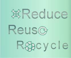the three r s reduce reuse recycle waste hierarchy conserve  reduce reuse recycle