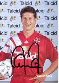 Kelocks Autogramme   Franco Foda 15.08.1993 Bayer 04 Leverkusen Fußball  Autogrammkarte original signiert