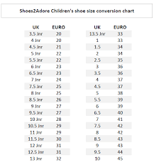 Shoe Size Guide