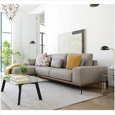 corner sofas leather finding malmo leather left hand corner sofa light grey dwell