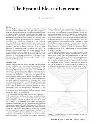 pdf the pyramid electric generator pdf the pyramid electric generator