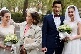 อบอวลไปด้วยความรัก! น้องนนนี่ ลูกสาว แอน สิเรียม  ควงแฟนหนุ่มเข้าพิธีแต่งงานชื่นมื่น - โพสต์ทูเดย์ ข่าวบันเทิง