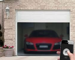 garagemate android and iphone garage door opener remote app simple secure