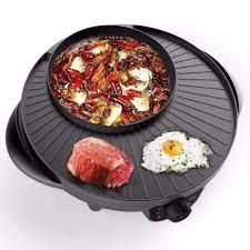 SIÊU RẺ] Bếp lẩu nướng điện 2 trong 1 đa năng OSAKA, Giá siêu rẻ 345,000đ!  Mua liền tay! - SaleZone Store