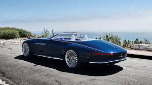 2018 mercedes maybach 6. Brilliant 2018 Designed As An Electric Car Intended 2018 Mercedes Maybach 6 A