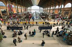 Image result for gare du nord paris