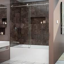 frameless shower doors for fashionable bathroom nj frameless shower door and frameless bathtub shower doors