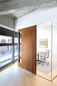 contemporary home office sliding barn. Various Outstanding Barn Door Office Apartment Hybrid By Sliding Doors For Modern Systems Contemporary Home P