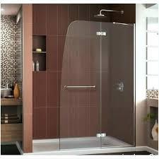 astounding installing glass shower door installing glass