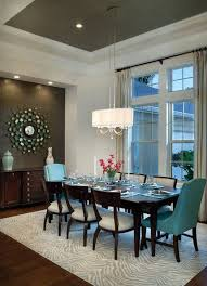 elegant notice the wall and ceiling painted a contrasting color offer impact that is simple and economical dining dark accent walls