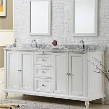 vanity sink cabinet. Wonderful Cabinet Vanity Sink 70inch Classic Pearl White Double Cabinet Inside C