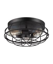 flush mount caged ceiling fan. Simple Mount For Flush Mount Caged Ceiling Fan L