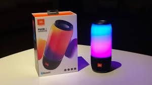 Review Jbls Pulse 3 Waterproof Speaker Offers Solid Sound