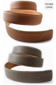belt strap for h buckle belt kit classic colors