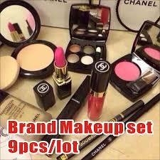 makeup no 2 chanel cosmetics 9 pieces makeup set
