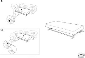 ekeskog bed mechanism